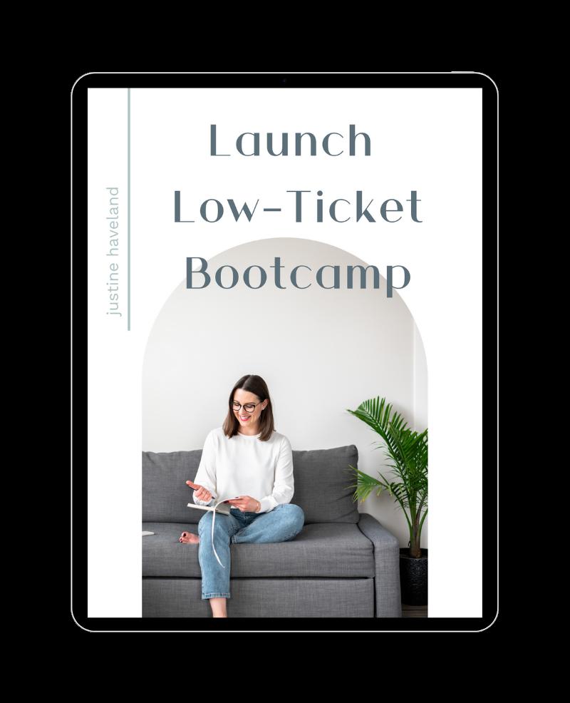 LLT bootcamp mockup