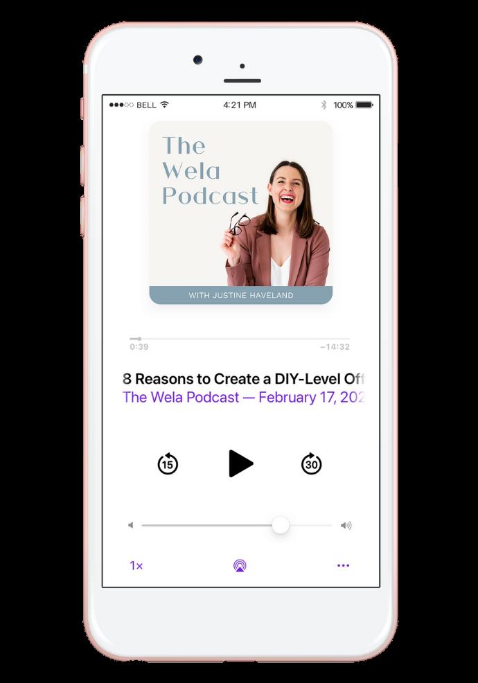The Wela Podcast Mockup (1)